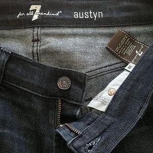 7 For All Mankind Men's Austyn jeans 30X28.